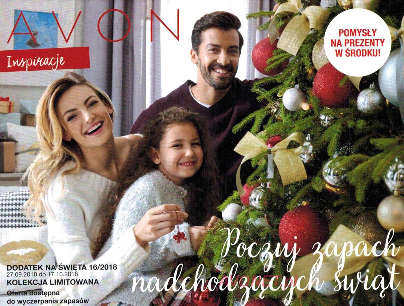 Avon Dodatek na Święta Bożego Narodzenia
